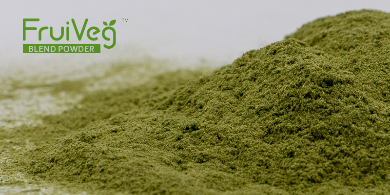 FruiVeg®  SuperFood 16 Powder sample 1
