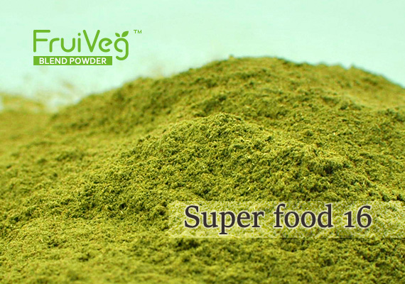 FruiVeg®  SuperFood 16 Powder sample